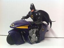 LEGENDS OF BATMAN BATCYCLE USED KENNER