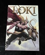 Rare Marvel Loki Hardcover HC Brand New Out of Print and Hard to Find
