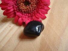 Agate noire galet-Reiki-Feng shui-Soin par les cristaux