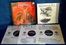 BOITO / MEFISTOFELE - LONDON 1307 - (3) LP BOX SET + BOOKLET - FFSS - U.K.
