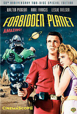 Forbidden Planet (DVD, 2006, 2-Disc Set, 50th Anniversay Edition)
