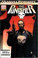 MARVEL KNIGHTS THE PUNISHER 6 PANINI COMICS FUMETTO GERMANY