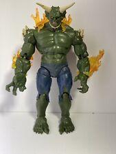 Hasbro - Marvel Legends Ultimate Green Goblin Baf Action Figure Complete