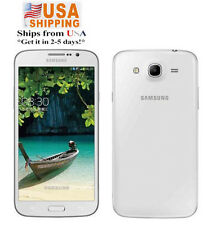 "5.8"" Samsung Galaxy Mega GT-I9152 8GB 8MP DUAL SIM UNLOCKED SMARTPHONE White USA"