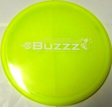 Discraft Rare Ten Year 10 10Th Anniversary Buzzz Bright Lime/White 177+G Lsdiscs