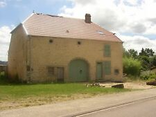 LARGE FRENCH HOUSE IN THE COMTE REGION DETACHED LAND WATER BARNS LOW PRICE