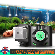 More details for pond fish mate automatic feeder auto holiday feeding food timer