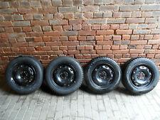 4 Winterräder für VW Polo 9N, Skoda Fabia, Seat - 5x100 - 2 neue Reifen!