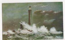 Eddystone Lighthouse, J. Welch Postcard, M025