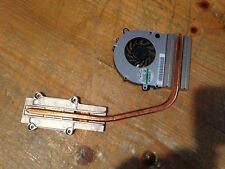 Toshiba Satellite L500D CPU Enfriador/Ventilador De Refrigeración + Heatsink