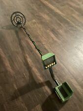 Garrett GTI 2500 Metal Detector with treasure talk