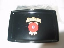 Lot 4 Jim Beam Black Tip Trays Bar/Restaurant - NOS - BIN $24.99 - Free Ship!