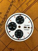 DAY/DATE Chronograph Calibre Zifferblatt für ETA Valjoux 7750