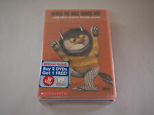 Scholastic DVD 3-Pack - Vol. 1 (DVD, 2004, 3-Disc Set) BRAND NEW SEALED