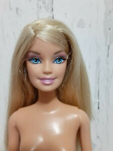 Barbie nude fashion fever blonde