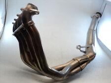 Triumph Speed Four 600 #7569 Exhaust Header / Head Pipe