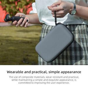 Hard Shell EVA Portable Carrying Case Bag with Carabiner for DJI Pocket 2