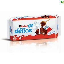 30x Kinder Ferrero Delice kekse Kuchen riegel schokolade Kakao milch 420g