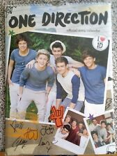 ONE DIRECTION OFFICIAL 2014 DANILO CALENDAR. 12 MONTH VIEW BRAND NEW & SEALED 1D