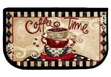 Kashi Coffee Time Kitchen Rug