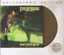 Vaughan, Stevie Ray couldn 't stand the weather MASTERSOUND Gold CD SBM NUOVO OVP S