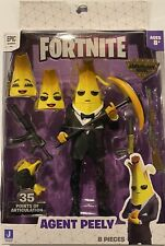 FORTNITE AGENT PEELY LEGENDARY SERIES 6 INCH ACTION FIGURE JAZWARE EPIC GAMES