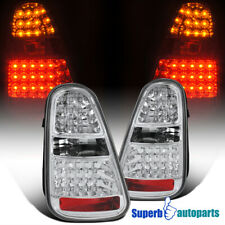 For 2005-2006 Mini Cooper S LED Tail Lights Rear Brake Signal