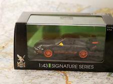 YAT MING 1/43 PORSCHE 997 GT 3 RS BLACK ART.43204 NEW