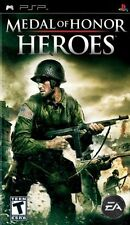 Sony PSP : Medal of Honor Heroes VideoGames