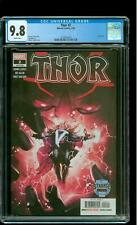 Thor 2 CGC 9.8 NM/MINT Black Winter Strange Academy Preview Donny Cates story