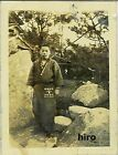 Japan Army old photo Imperial 1942 Pacific War Military Soldier ricestore garden