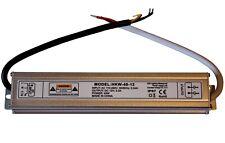 40 Watt 12V Transformer Connector Power Supply for LED Neon Stripes