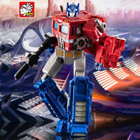 Transformers Optimus Prime BPF 6630 Alloy Magnifier Actions Figure 21cm In Stock