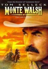Monte Walsh 0883929023851 With Tom Selleck DVD Region 1