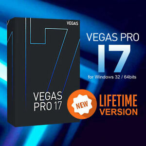 Vegas Pro 17 Video Editing Download *NEW* Full Version Sony DOWNLOAD