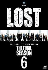 DVD:LOST - SEASON 6 - NEW Region 2 UK