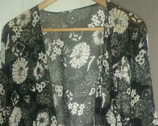 Handmade Floral Chiffon Tops & Blouses for Women