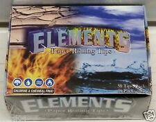 ELEMENTS Paper Rolling Tips 50 Tips 50 Packs 2500 total