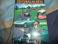 BRITISH TV CARS NEW FRENCH BOOK THE AVENGERS MCGOOHAN SAINT MOORE PERSUADERS ITC