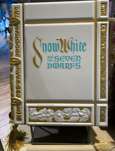 Snow White and the Seven Dwarfs Storybook Replica Journal - NEW!