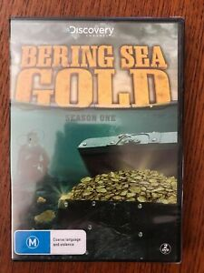 Bering Sea Gold: Season 1 DVD New & Sealed Region 4