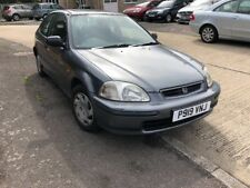 Honda Civic 1.5iLS Vtec 3 door Auto (VERY LOW MILEAGE) Lady owner