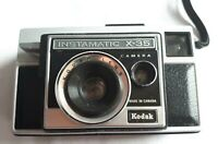 Vintage KODAK INSTAMATIC X-35 Camera Untested As-Is