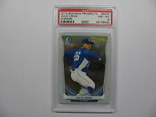 2014 Bowman Chrome Prospects #BCP6  Julio Urias  PSA 8 NM-MT
