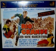 Victor Young - Rio Grande Soundtrack - U.S 1980 Press - SEALED Vinyl LP