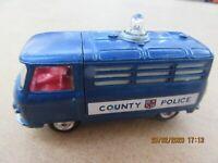 CORGI TOYS No.464 Commer Police Van