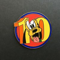 WDW/DLR - 10 Years of Disney Pin Trading - Mystery - Pluto Disney Pin 75236
