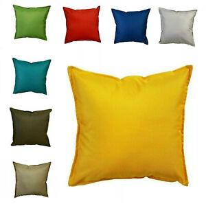 Outdoor Cushions Garden Furniture WATERPROOF CUSHION PAD Square 60 x 60cm