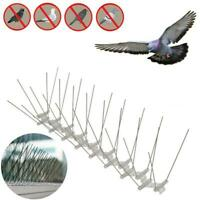 2Pcs Fence Wall Spike Pack 1M Bird Pigeon Repeller Window Defender Security AU