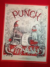 Vintage : PUNCH Magazine : 27th June 1951